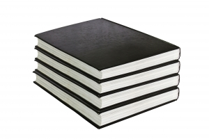 black-book-in-row-isolated-1360030-m